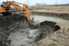 Строительство, копка, углубление, чистка - озер, прудов, ставков, каналов, водоёмов