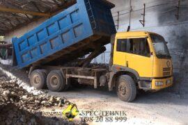доставка дробленного бетона