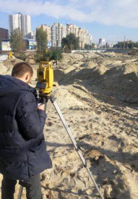 Обратная засыпка грунта Киев